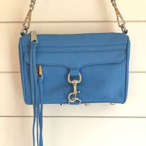 Rebecca Minkoff Mini MAC Crossbody- MINT CONDITION